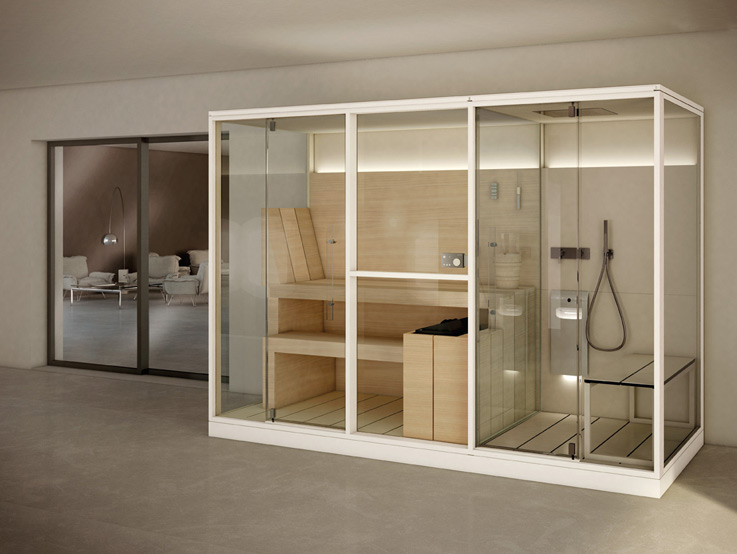 hammam douche sur mesure annecy atelier nordic. Black Bedroom Furniture Sets. Home Design Ideas