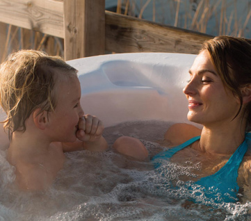 Spa jacuzzi annecy spas dimension one annecy atelier - Spa gonflable haut de gamme ...