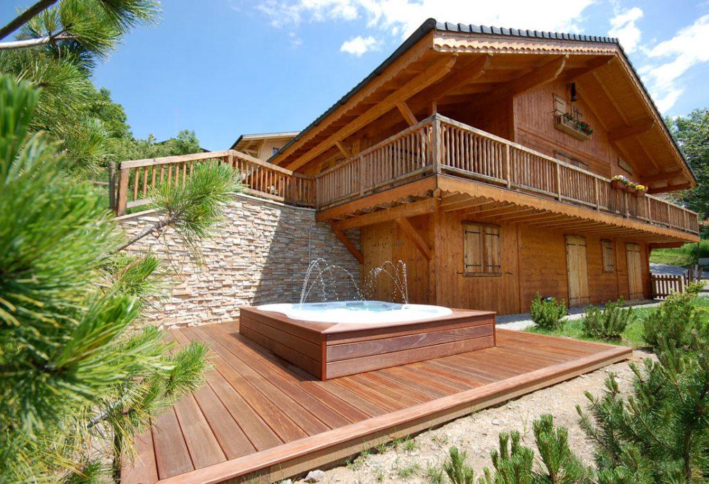 spa dimension one le spa amor bay 7 places le jacuzzi id al. Black Bedroom Furniture Sets. Home Design Ideas