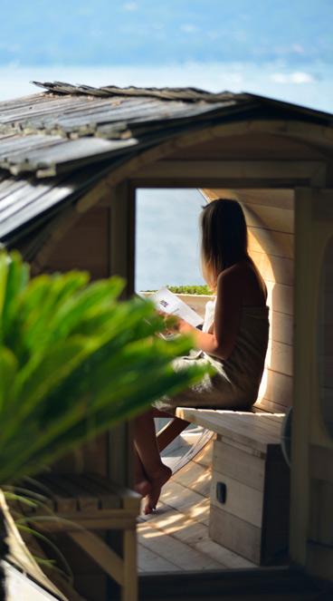 Achat vente sauna ext rieur fabricant sauna ext rieur - Bienfaits du sauna ...