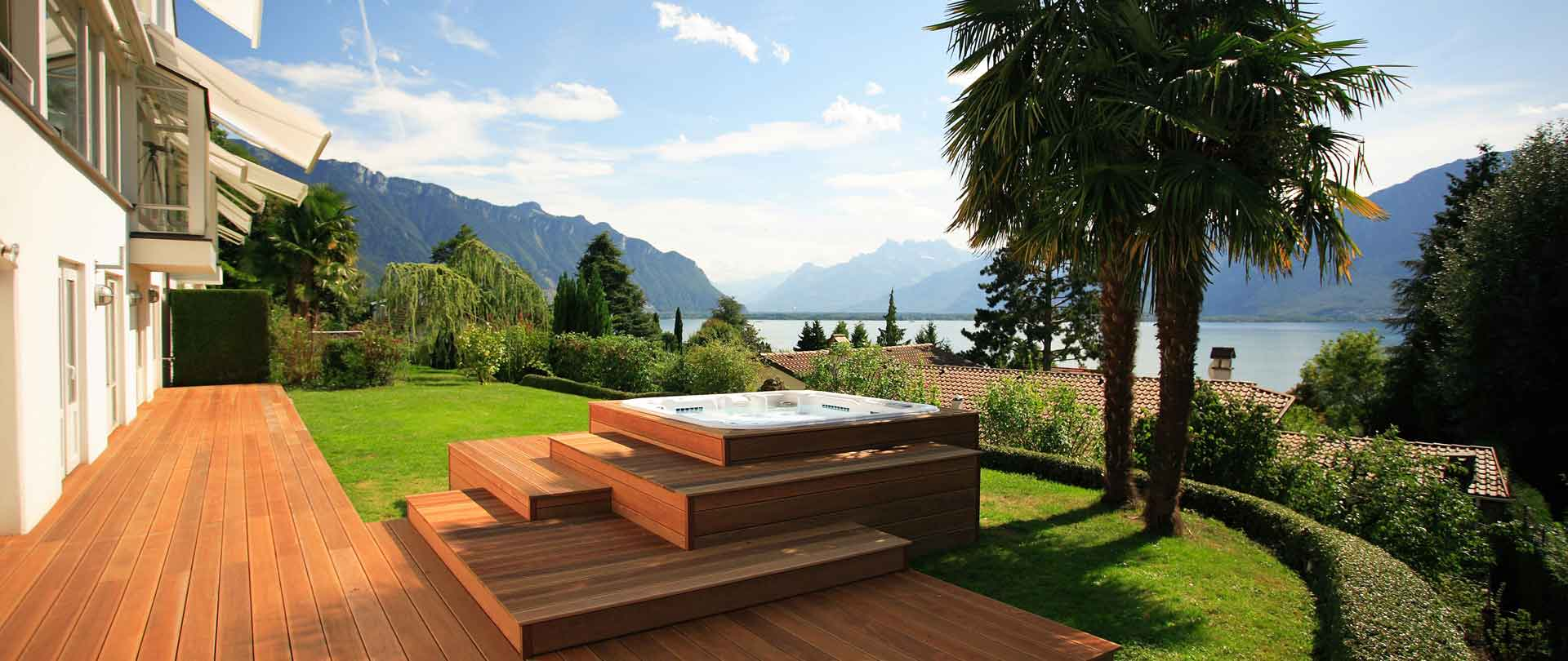 Spa Jacuzzi Annecy D1