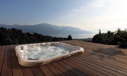 Jacuzzi Spa 4 5 Places Savoie Aix Les Bains