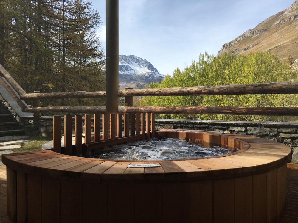 Vente spa nordique haute savoie ain is re bain nordique - Salon nordique ...