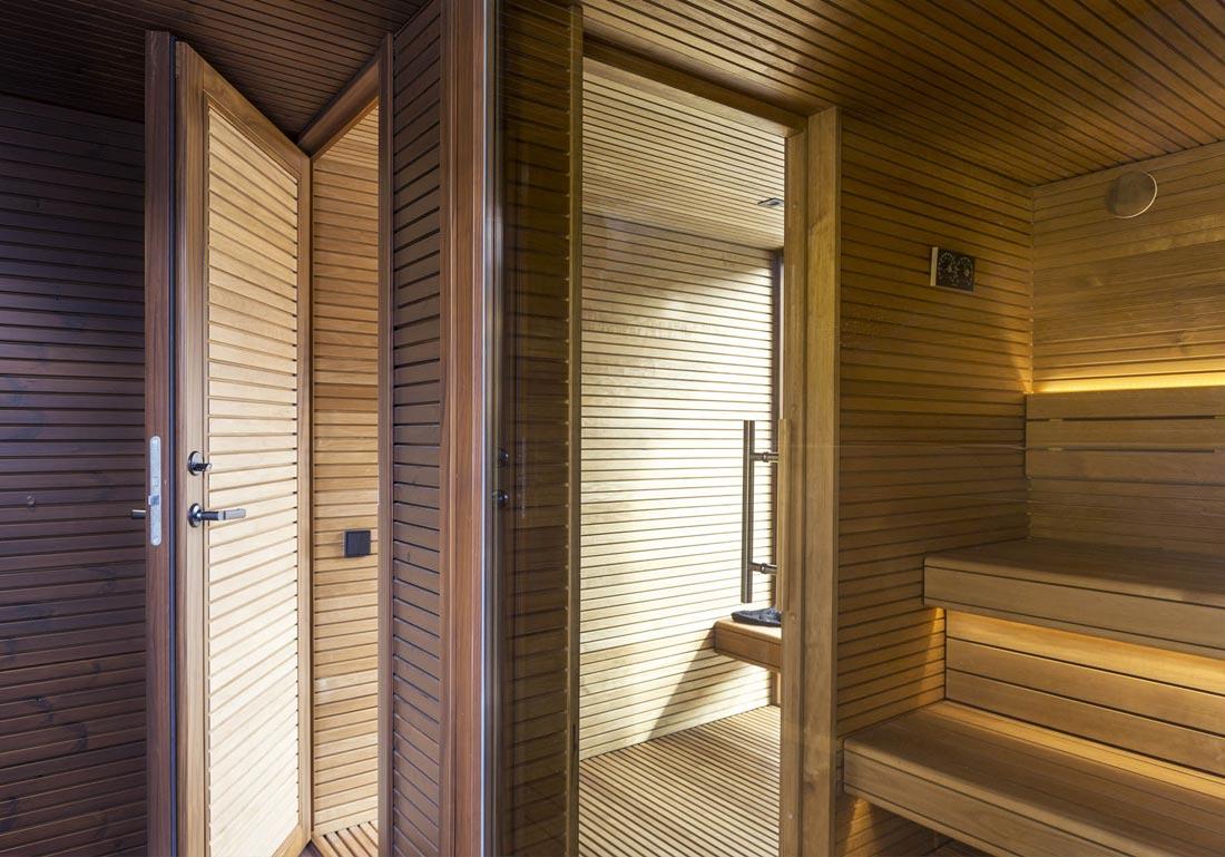 Achat Sauna Luxe Exterieur Bois Annecy