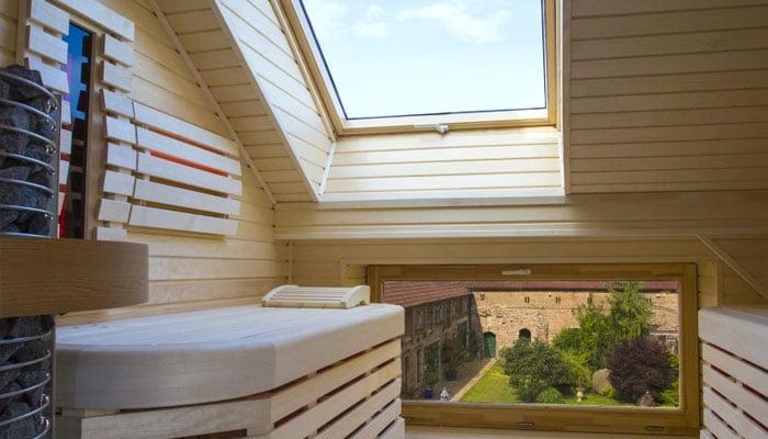 Conception Achat Sauna Sur Mesure Design Bois Annecy