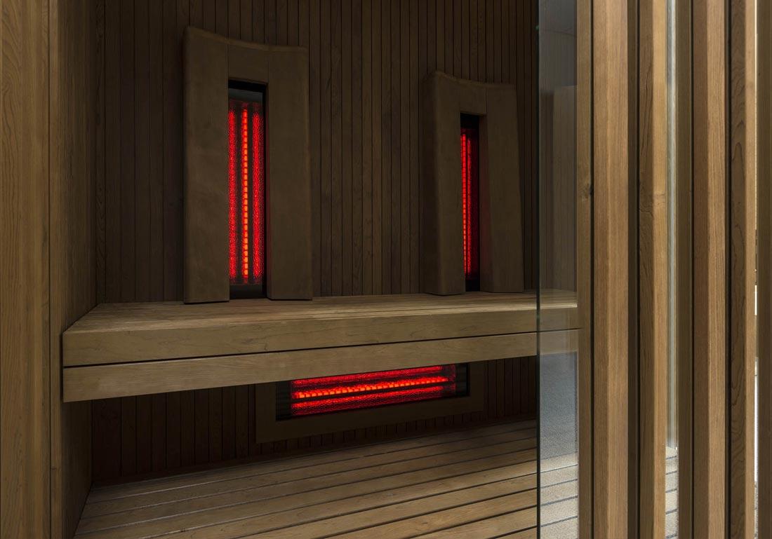 Sauna Infrarouge Savoie Haute Savoie