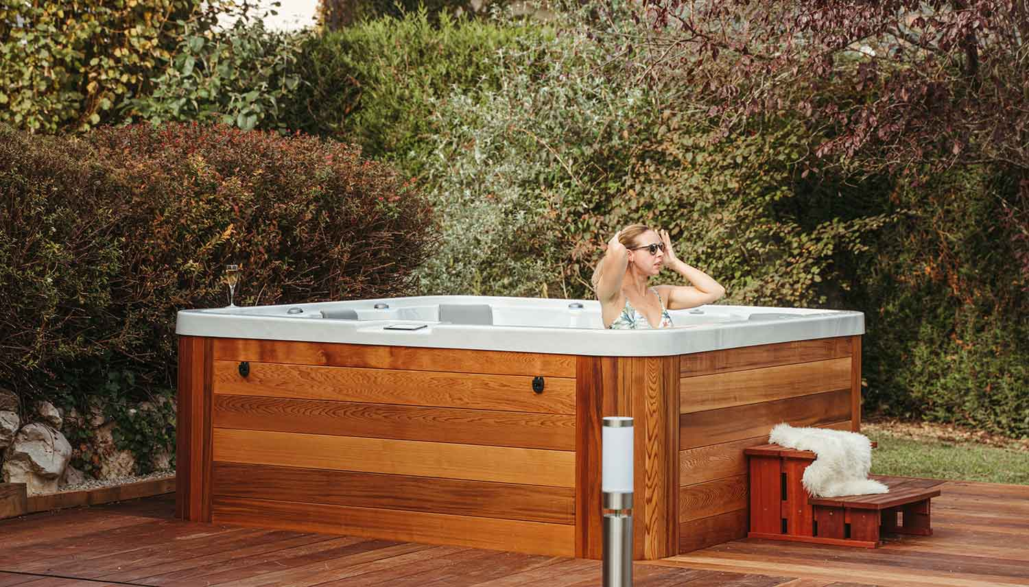 Vente Livraison Expedition France Europe Jacuzzi
