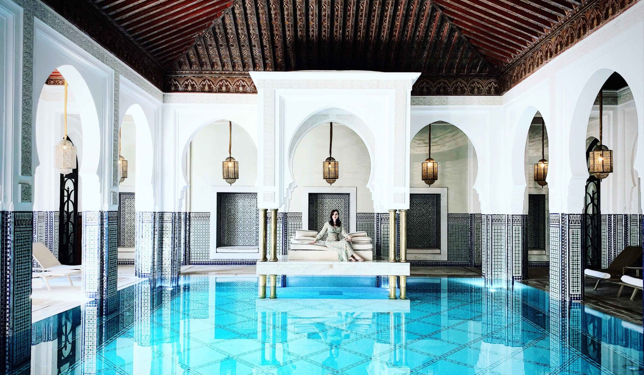 Marrakech Hammam Bain Turc